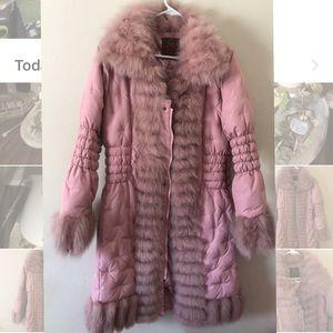 Joy miss turkey 🇹🇷 style fancy long coat
